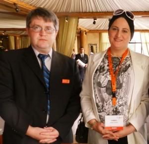 Alexander nizarof & Marwa Kreidieh -b